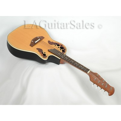 Applause MAE148 Acoustic / Electric Mandolin With Hardshell Case