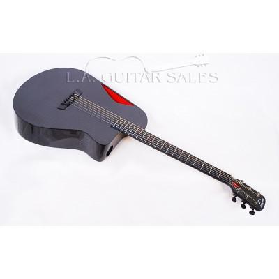 Blackbird Guitars Super OM w/MiSi Rechargeable Electronics