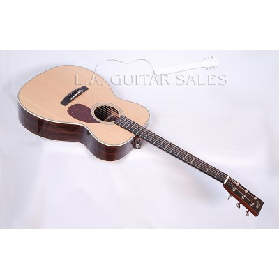Collings OM2H Orchestra Model With K&K Mini