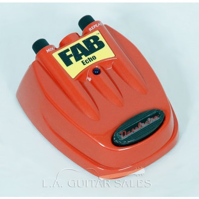 Danelectro FAB Echo Effects Pedal