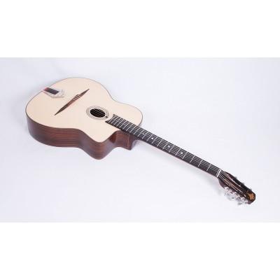 Eastman DM1 Gypsy Jazz Model with Soft Case #56300
