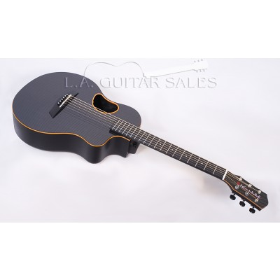 McPherson Carbon Fiber Travel Guitar With Electronics - 1-2 Week Lead Time
