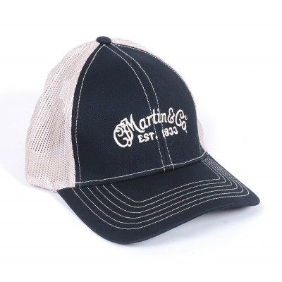 Official Martin 18H0001 Trucker Hat with CFM Logo