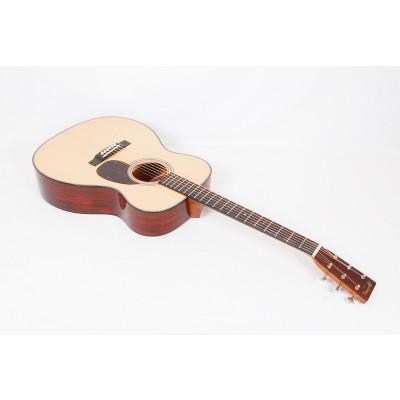 Martin Custom Size OM 28 Style VTS Spruce Cocobolo Orchestra Model #93418