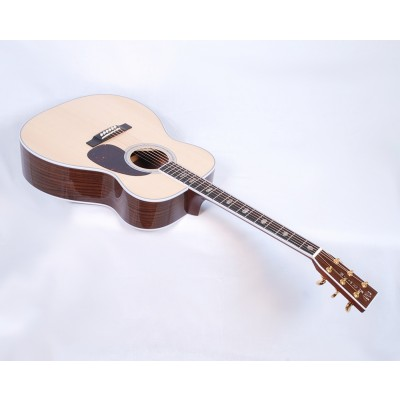 Martin J-40 Rosewood Spruce 40-series Jumbo with Case 2017 Model - #32589