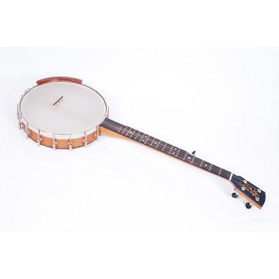 """Rickard 12"""" Custom Cherry Banjo"""