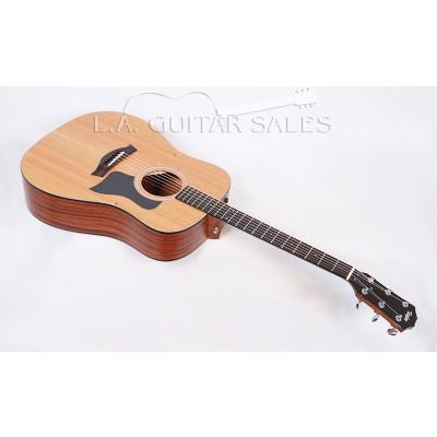 Taylor Guitars 120e Mahogany Top Prototype Dreadnought With ES2 Electronics