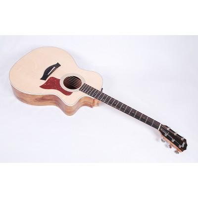 Taylor Guitars 214ce Koa Grand Auditorium Acoustic-Electric Guitar - Contact us for ETA