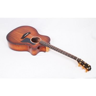 Taylor 224ce-K DLX Grand Auditorium Acoustic-Electric Guitar Shaded Edge Burst - Contact us for ETA