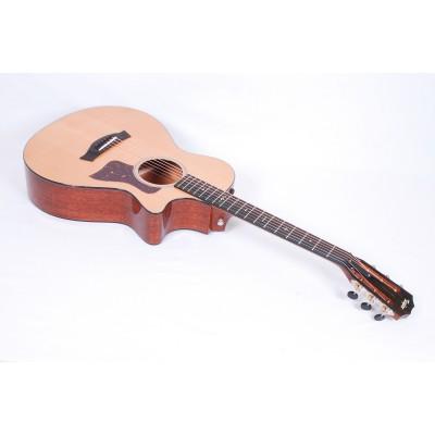 Taylor Guitars 512ce 12-Fret V-Class Mahogany Cedar Grand Concert (GC) With ES2 Electronics #99059
