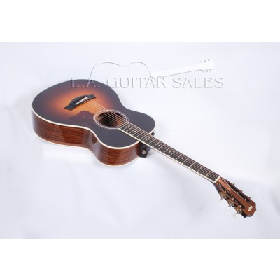 Taylor Guitars 712e 12-Fret  Sunburst ES2 Electronics 2014 Model