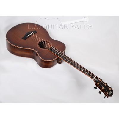Taylor Guitars Custom 12-Fret Grand Concert / AA Walnut / Armrest
