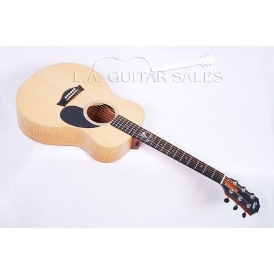 Taylor Guitars GS Mini Holden Village Ltd With K&K Mini Electronics & Hardshell Case