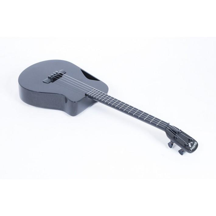 Blackbird All Carbon Fiber BTU Tenor Uke With MiSi Electronics