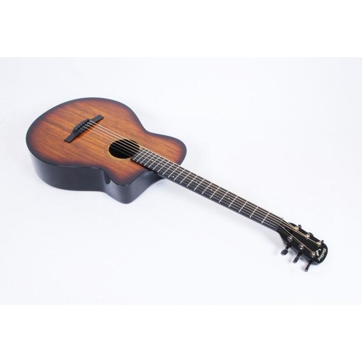 Blackbird Guitars Savoy Custom with Gloss Burst Burst Finish no Electronics - ETA 1 Week