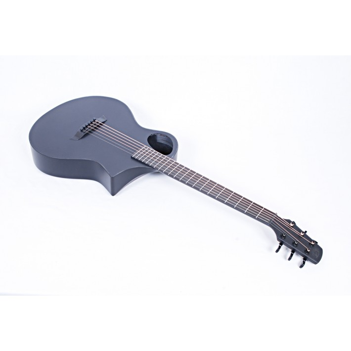 Composite Acoustics Cargo Custom Charcoal Satin With Electronics
