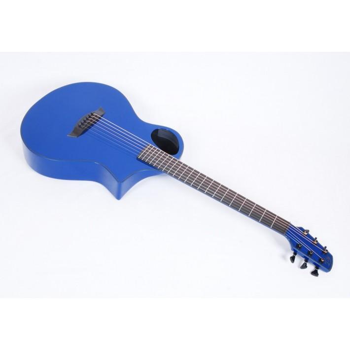 Composite Acoustics Cargo High Gloss Blue No Electronics