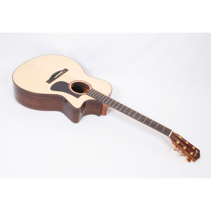 Eastman AC722CE Solid Sitka / Rosewood Grand Auditorium with LR Baggs Element Electronics #50959