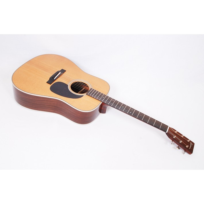 Eastman E20D-TC All Solid Rosewood & Thermo Cured (torrified) Adirondack Dreadnought #56420