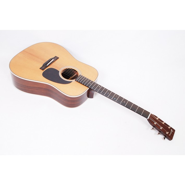 Eastman E20D-TC All Solid Rosewood & Thermo Cured (torrified) Adirondack Dreadnought #55167
