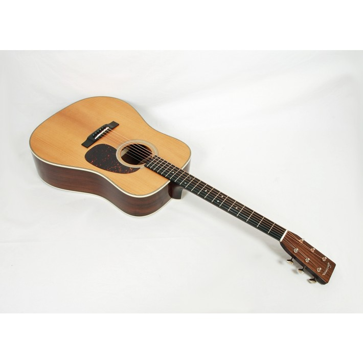 Eastman E20D-TC All Solid Rosewood & Thermo Cured (torrified) Adirondack Dreadnought #13133