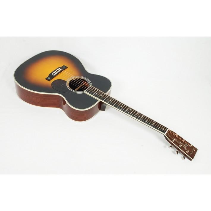 Eastman E40OM-SB 40 Series Rosewood Adirondack Orchestra Model #12583