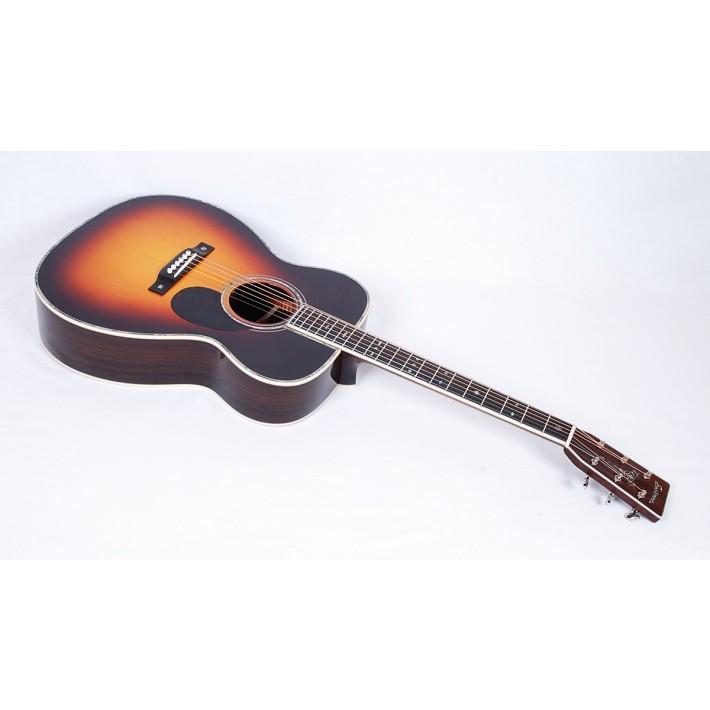 Eastman E40OM-SB 40 Series Rosewood Adirondack Orchestra Model - Contact us for ETA
