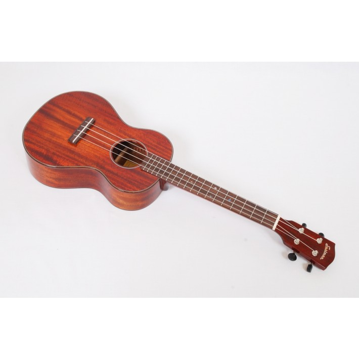 Eastman EU3T Figured Mahogany Tenor Size Ukulele #55046