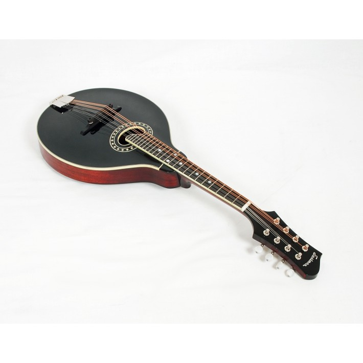 Eastman MD404BK A-Style Mandolin with Oval Soundhole #01128
