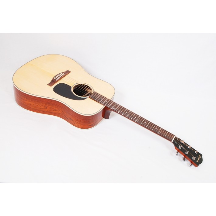 Eastman PCH3-D-CB Cocobolo Limited Dreadnought With Case - #01097