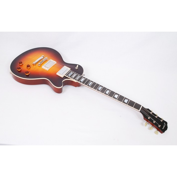 Eastman SB59-SB Sun Burst Solid Body With Case #52097