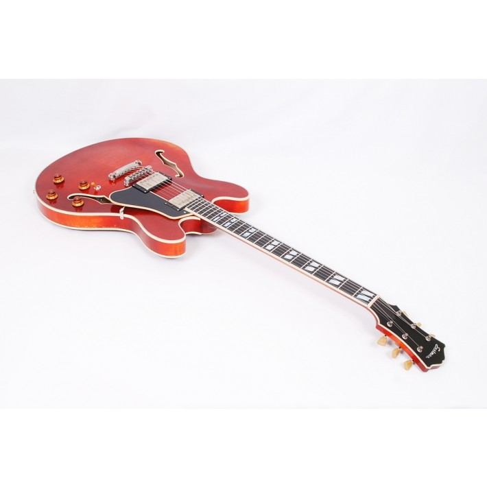 Eastman T59/V Thinline in Antique Varnish Finish #50037