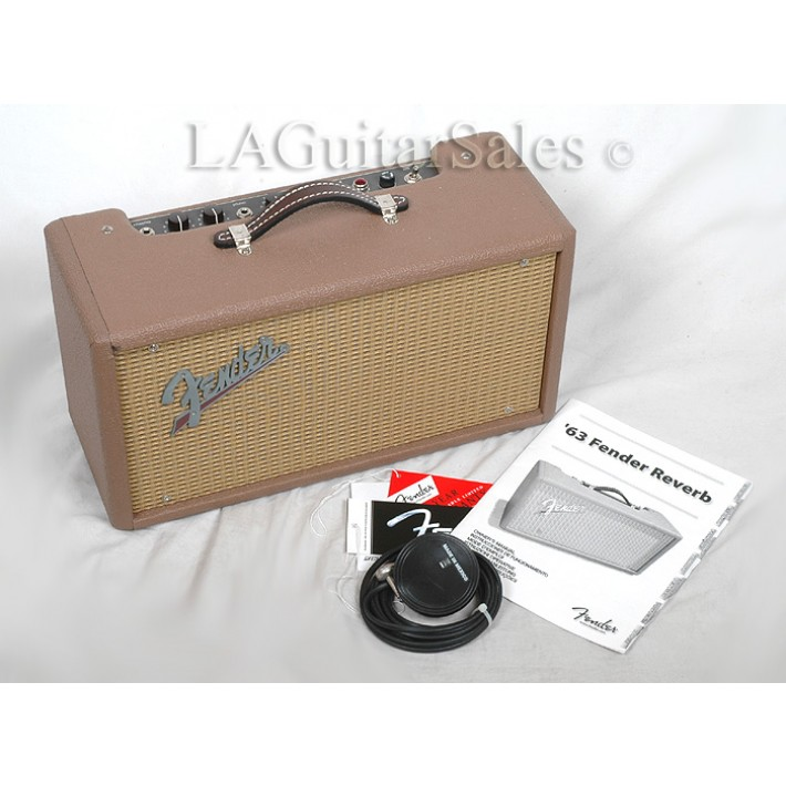 Fender 63' Reverb
