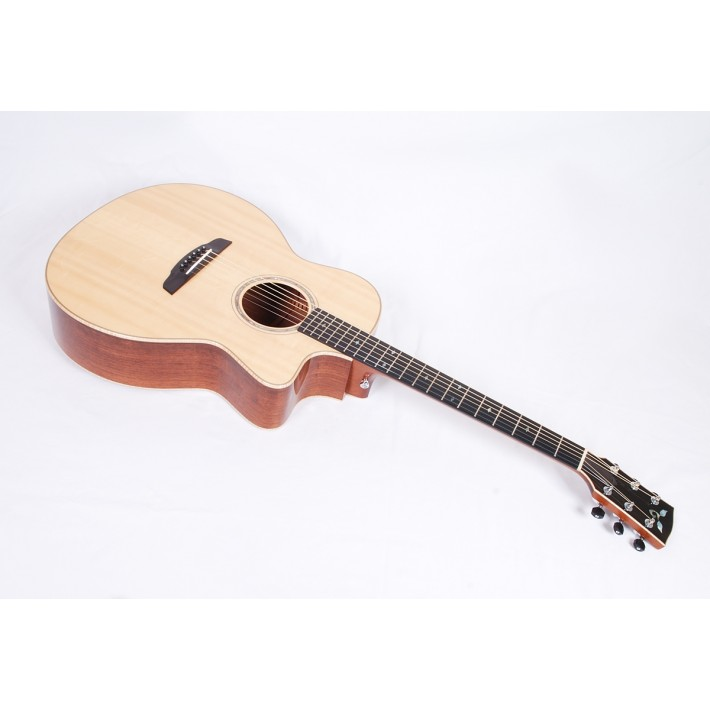 Goodall HRCJC Honduran Rosewood European Spruce with Cutaway and Ameritage Case