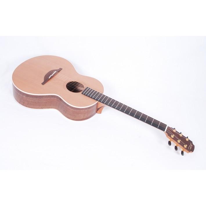 Lowden S-23 Walnut Cedar Concert 2019 Model With Ameritage Case #22567