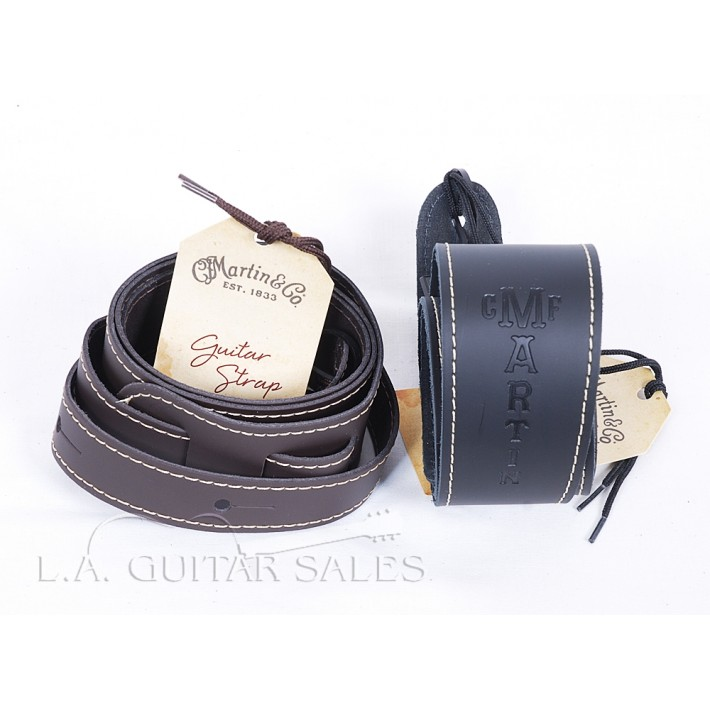 Martin Extendable Slim Style Guitar Strap Model 18A0045 & 18A0046