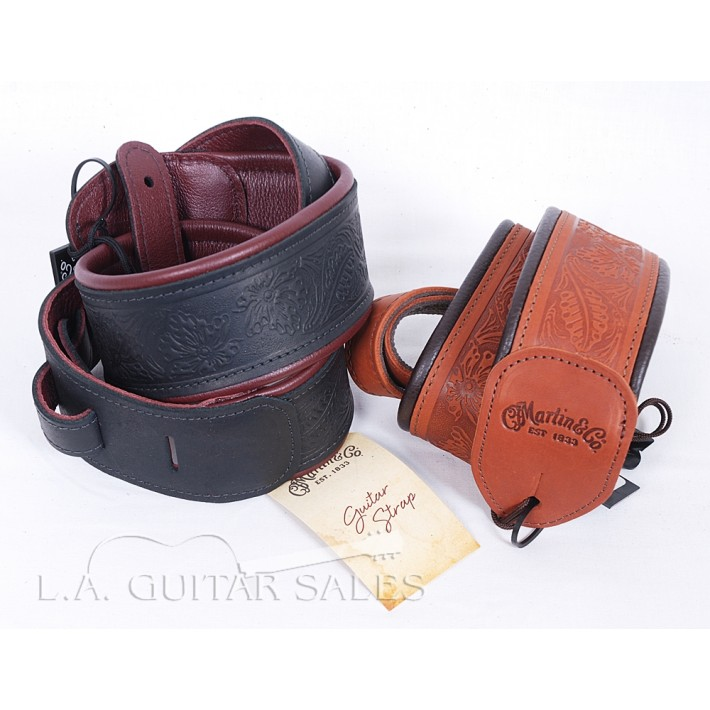 Martin Garment Leather Strap Models 18A0080 & 18A0088