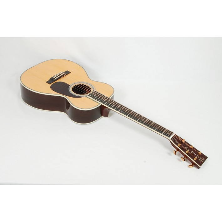 Martin Custom Size 0 42 Style Premium Rosewood Spruce Small Body With Geib Case - Contact us for ETA