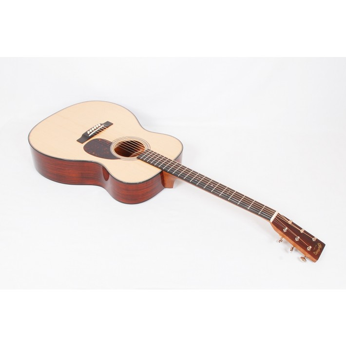 Martin Custom Size OM 28 Style VTS Spruce Cocobolo Orchestra Model #93418