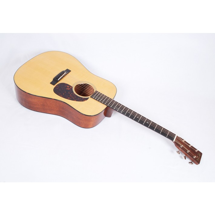 Martin D-18 Mahogany Spruce Dreadnought 2014 with LR Baggs EAS Electronics