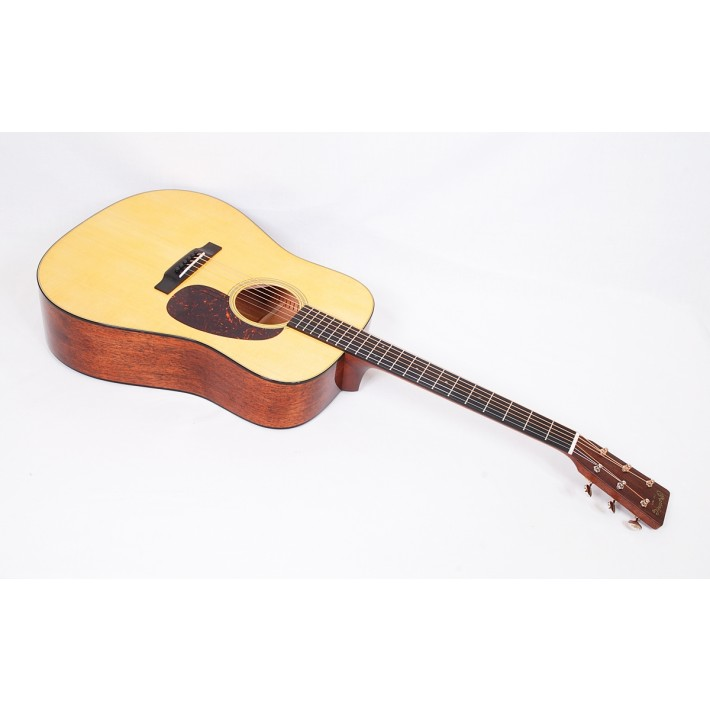 Martin D-18 Mahogany Spruce Dreadnought With Case