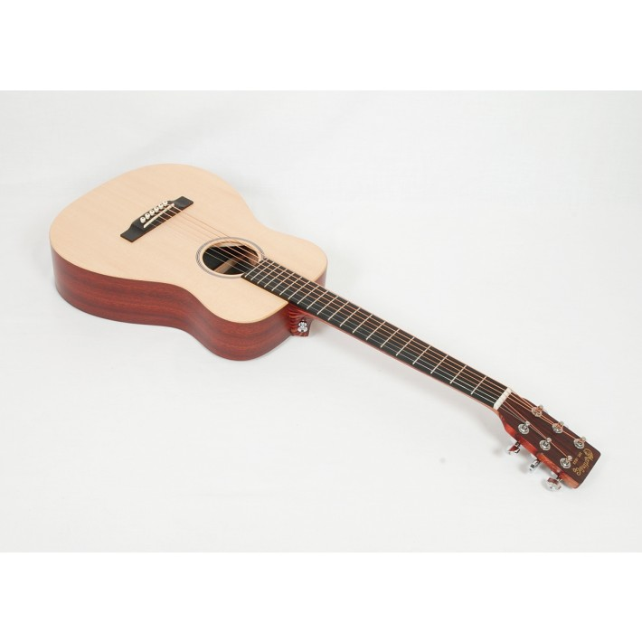 Martin LX1 Solid Spruce Top Travel Guitar #6127
