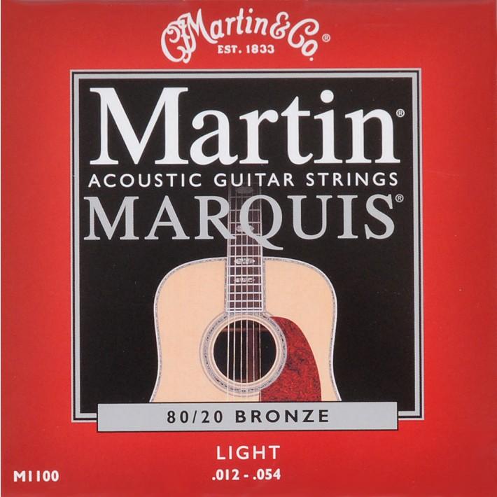 Martin Marquis 80/20 Bronze Light / M1100