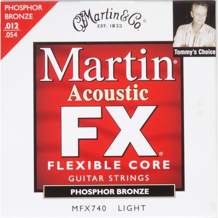 Martin Martin FX 92/8 Phosphor Bronze Light / MFX740