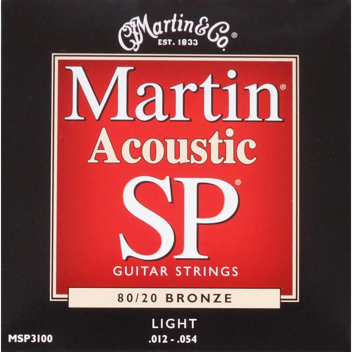 Martin SP 80/20 Bronze Light / MSP3100