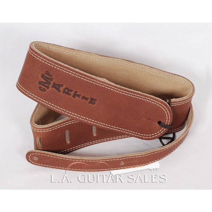 Martin Brown Leather Strap model #18A0012