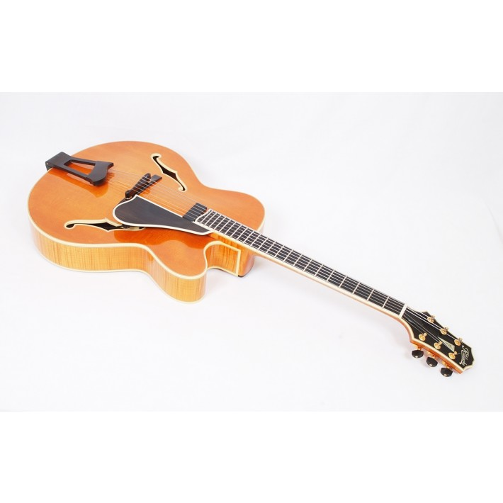 """Ribbecke Monterey """"S"""" Maple Spruce built in 2001 With Original Case"""