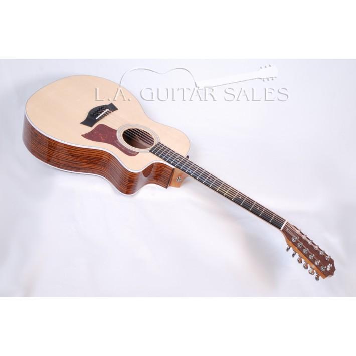 Taylor Guitars 254ce-DLX 12-String #66019
