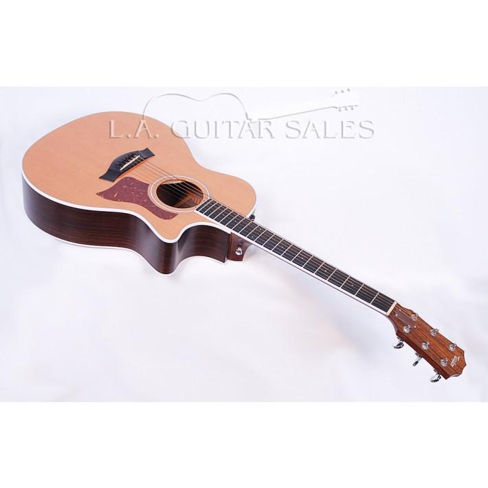 Taylor Guitars 414ce-FLTD 2013 Rosewood Cedar Fall Limited