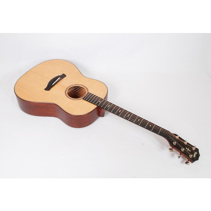 Taylor 517 Builder's Edition Torrified Bearclaw Spruce / Mahogany Slope Shoulder Dreadnought #99062